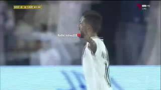 هدف بغداد بونجاح العالمي ضد لخويا -نهائي كأس أمير قطر-