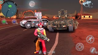 Gangstar Vegas - Most Wanted Man #43 - Clown (Snowstrom)