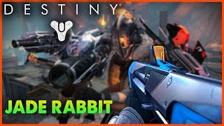 Destiny - HUNT FOR THE JADE RABBIT CONTINUES...
