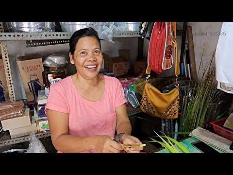 Bali Sanur Morning Markets