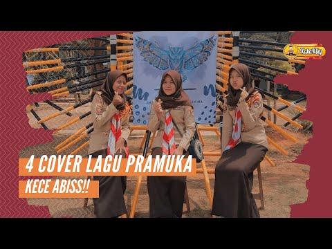 4 Cover Lagu Oleh Anak Pramuka - Kece Abis!