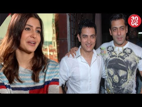 Xxx Mp4 Anushka Sharma Talks About Katrina Exclusive Salman Khan Takes Tips From Aamir Khan 3gp Sex