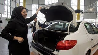 How a French Car Explains Doing Business in Iran | NYT News