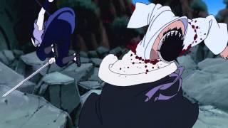 [Naruto AMV] - Sasuke vs. Danzo - Falling Inside The Black