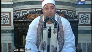 فضيلة الشيخ طه محمد النعماني  وتلاوة الفجر ليوم الأربعاء 19  رمضان 1438 هـ   الموافق 14 6 2017 م من