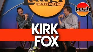 The Kevin Nealon Show | Kirk Fox Interview | Laugh Factory Stand Up Comedy