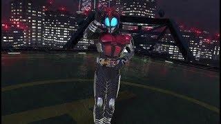 仮面ライダー クライマックスファイターズ / Kamen Rider: Climax Fighters - Kabuto gameplay