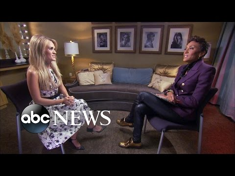 Carrie Underwood Talks New Album and Being a Working Mom