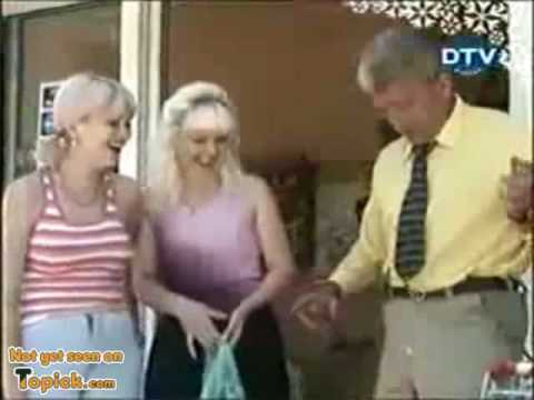 Viagra Spray Street Commercial and Demonstration