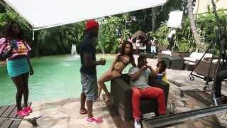 D-Black - Making of 'Carry Go' ft. Davido | GhanaMusic.com Video