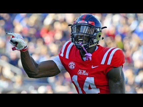 Xxx Mp4 Ole Miss WR DK Metcalf Career Highlights ᴴᴰ 3gp Sex