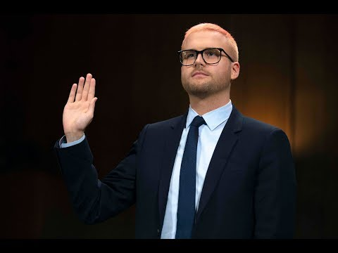 Xxx Mp4 Cambridge Analytica Whistleblower Christopher Wylie Testifies Before Congress Watch Live 3gp Sex