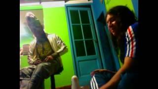 Fidel Nadal y Pablo Lescano - Ensayo en casa