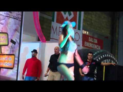 SITCA 2011. Show de Playeras Mojadas.wmv