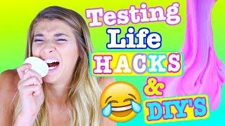 Karina Garcia DIY's & Life Hacks TESTED