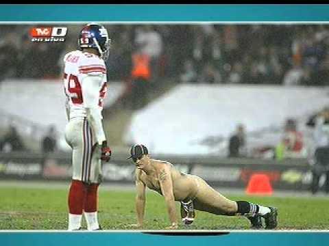 ¡Los Desnudos Más Grotescos del Deporte 28 06 2012