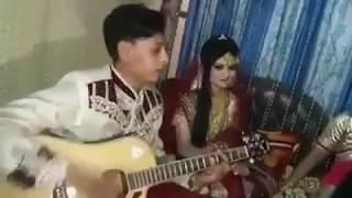 Aynate Badhano Chilo modhur o milon