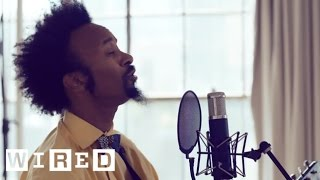 """Fantastic Negrito Sings """"Lost in a Crowd""""  At WIRED"""