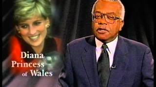 ITN Coverage of the death of Princess Diana - ITV 1997