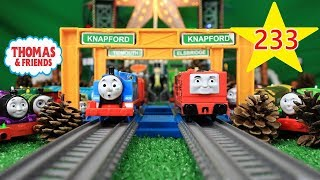 THE GREAT RACE #233 THOMAS AND FRIENDS TRACKMASTER Twisting Tornado Thomas|Thomas & Friends Toys