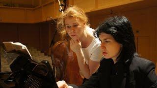 Harriet Krijgh - Rachmaninov Recording