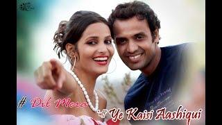 Dil Mera Video Song | uff  Ye Kaisi Aashiqui | Ram Kumar, Nisha Sharma | Jay Dubey