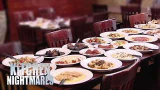 Gordon Orders Every Dish on the Menu - Kitchen Nightmares