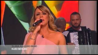 Sladja Allegro bend - Splet pesma (LIVE) - GK - (TV Grand 12.10.2015.)