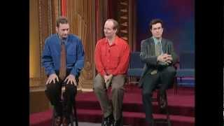 Stephen Colbert Let's Make A Date - HD Whose Line Is It Anyway? Season 1