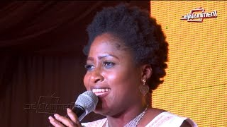 Patience Nyarko worship and praise @ MTN Choralfest 16