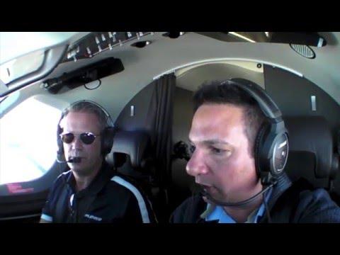 Pilatus PC 12NG Flight Review