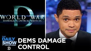 World War D: Damage Control Edition | The Daily Show
