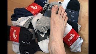 Unboxing my new Socks