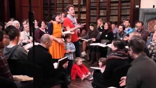 146 Hallelujah - Second Ireland Sacred Harp Convention, 2012
