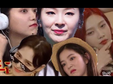 funny Red Velvet moments I think about a lot