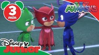 PJ Masks   Catboy and Gekko's Robot    Disney Junior UK