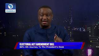 Festus Keyamo Blames Electoral Bill Controversy On NASS 'Self-Serving' Nature
