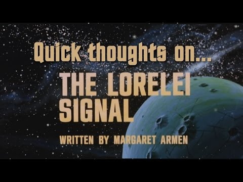 Xxx Mp4 Quick Thoughts On The Lorelei Signal 3gp Sex