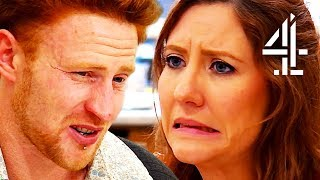 Revealing To Your First Date That You Cheated In Last Relationship | First Dates
