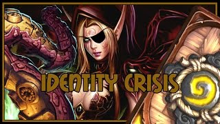 Hearthstone: Identity crisis (N'Zoth/jade/pirate rogue)