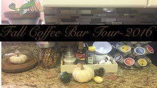 Fall Coffee Bar Tour-2016