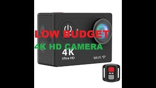 low price 4k HD Camera with in 60$