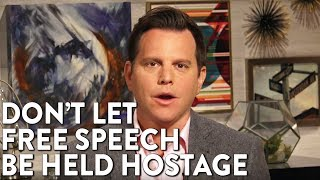 Don't Let Free Speech Be Held Hostage