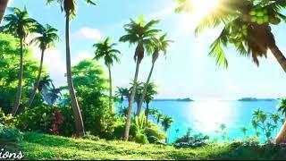 Disney's Moana video with song RAABTA