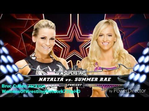 Xxx Mp4 WWE Superstars 2016 05 27 Natalya Vs Summer Rae 3gp Sex