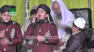 Ik man hi nahi un par by Raza Bradran at Mehfil e naat Bahar e Madina 2015 Sargodha