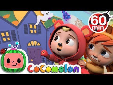 Dress Up Day At School More Nursery Rhymes & Kids Songs CoComelon