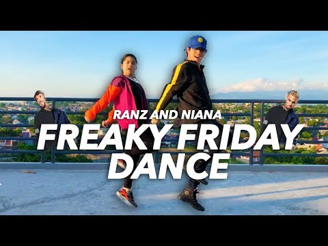 Xxx Mp4 FREAKY FRIDAY Lil Dicky Ft Chris Brown Siblings Dance Ranz And Niana 3gp Sex