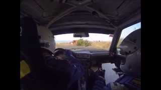 Miguel Quintino Carlos Garcias BMW M3 Rallye Senderos de La Palma 2014