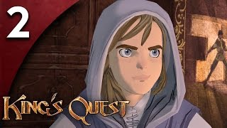 Let's Play King's Quest (2015) Chapter 1 Part 2 - Tourney Journey [King's Quest Chapter 1 Gameplay]